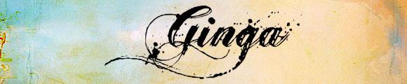 ginga calligraphy fonts