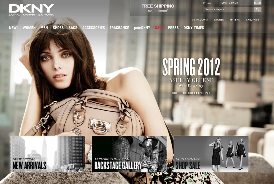 A fashion website - A Fashion Website 18