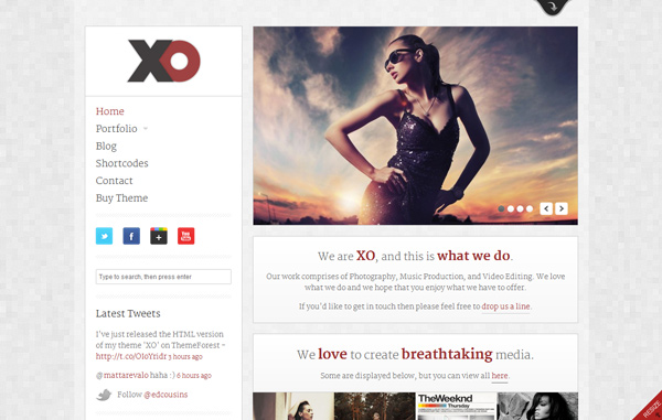 30 responsive wordpress themes for a new kind of websites