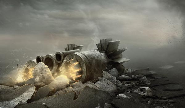 reactor photo manipulation