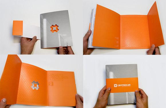 25 Striking Brochure Designs
