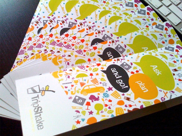 Striking Brochure Designs - Fun brochure templates