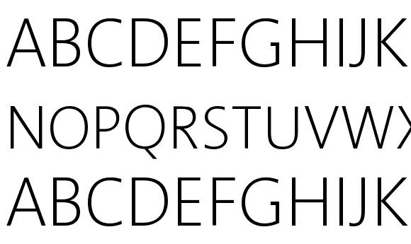 segan-font
