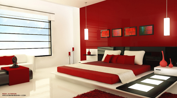 50 Amazing Interior Designs created in 3D Max and Photoshop. Interior Design For Master Bedroom With Photos