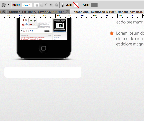 how to create an iphone app from a website