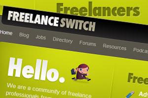 freelance-website
