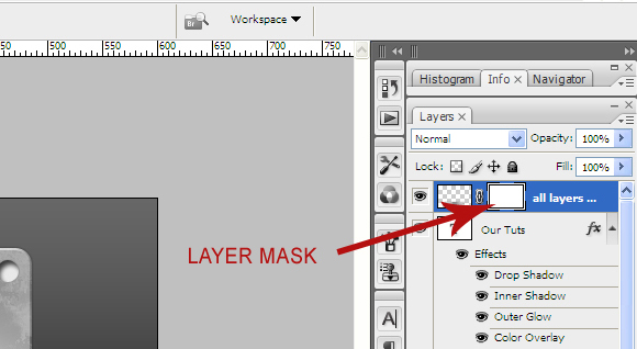 layer-mask-typography-metal-piece