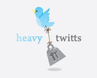 heavy-tweets-twitter-logo