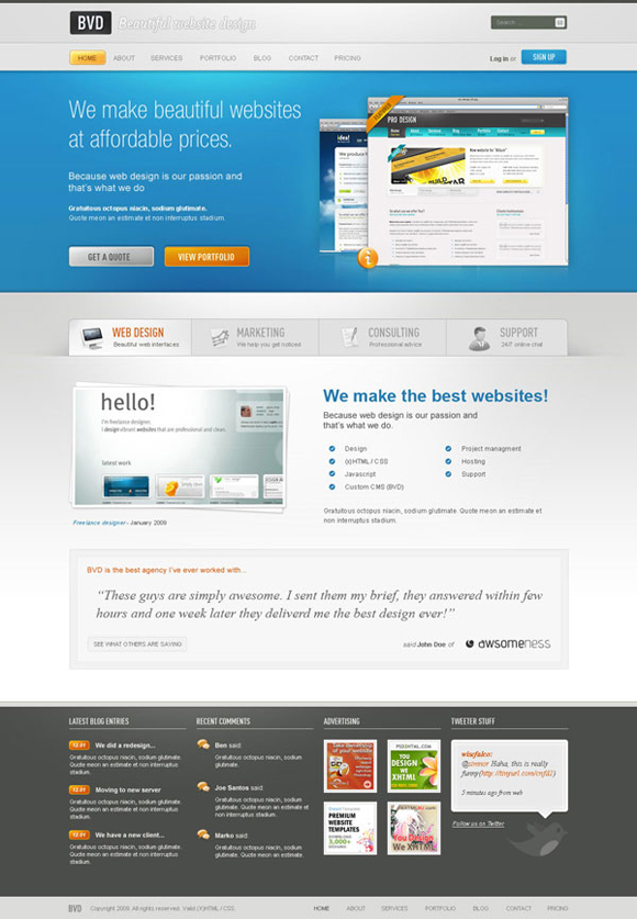 beautiful-website-from-scratch