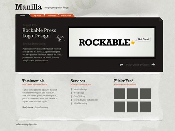30 best web design layout photoshop tutorials for Website layout creator