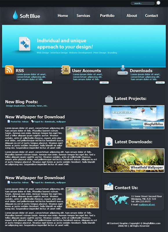softblue-layout-tutorial